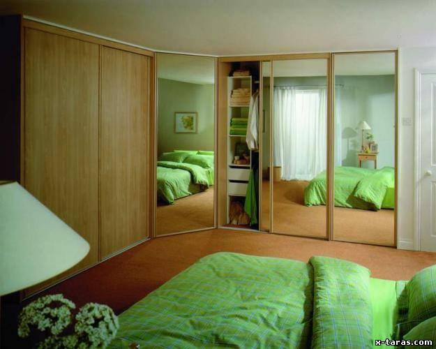 Дизайн спальни с диваном фото