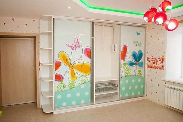 шкафы купе в детскую комнату на заказ в минске фото купить